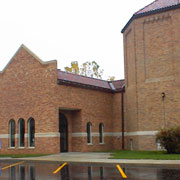 St. Mary's Catholic Church - Chatfield
